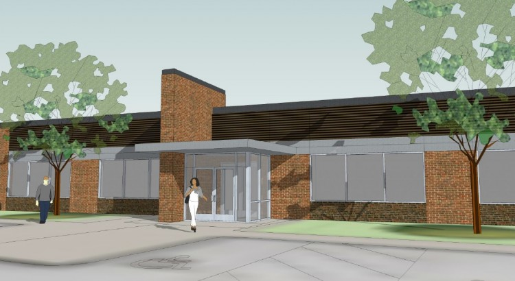Creekside New Single-Story Class A Office Building